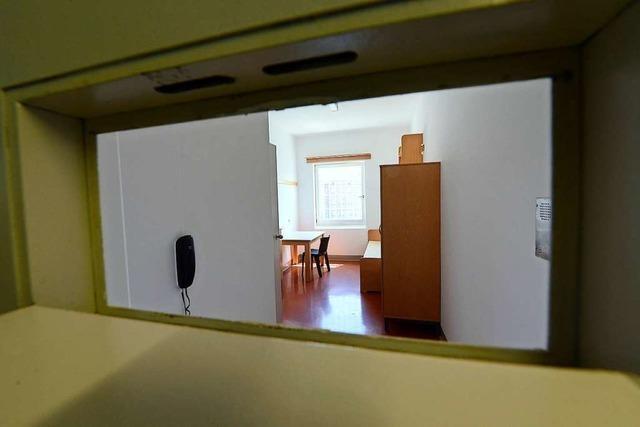 Sicherungsverwahrte in der JVA Freiburg sollen Mitinsassen Gift ins Essen gemischt haben
