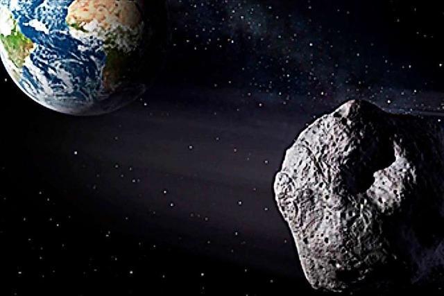 Wie schützen wir uns vor Asteroiden?
