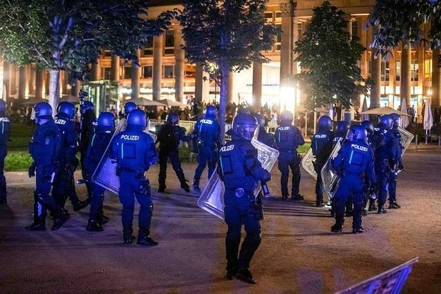Was ist in Stuttgart passiert?