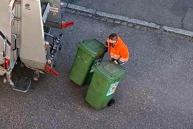 Ab 1. Juli wird die Grüne Tonne in Offenburg kontrolliert