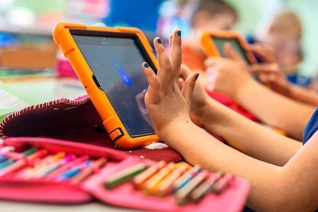 Wie die Pandemie die Digitalisierung in der Schule beschleunigt hat