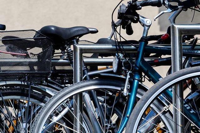 Polizei nimmt mutmaßlichen Fahrraddieb in Freiburg fest
