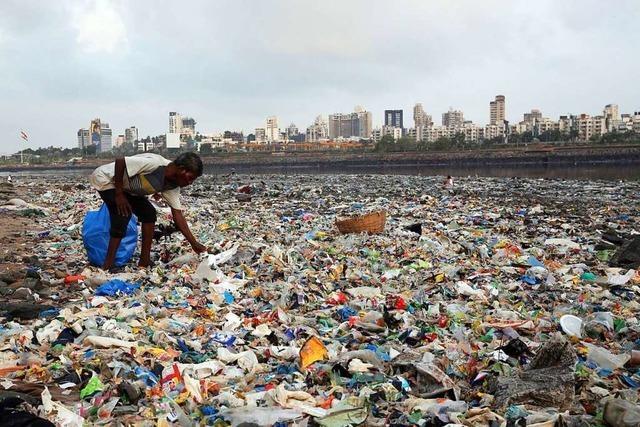 Meere sind keine Müllkippe