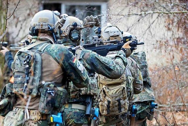 Kompanie der Elitetruppe KSK wird nach rechtsextremistischen Vorfällen aufgelöst