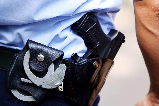 Polizei nimmt 16-Jährigen aus dem Oberen Wiesental zu Hause fest