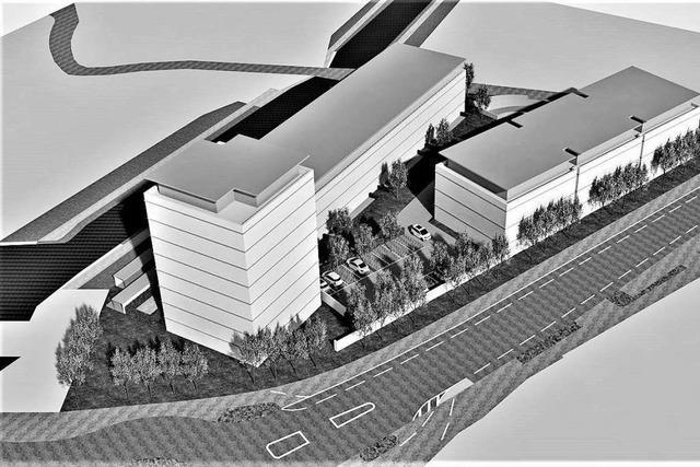 Schopfheims Bauausschuss erteilt ein klares Nein zu Entwurf für Neun-Etagen-Haus