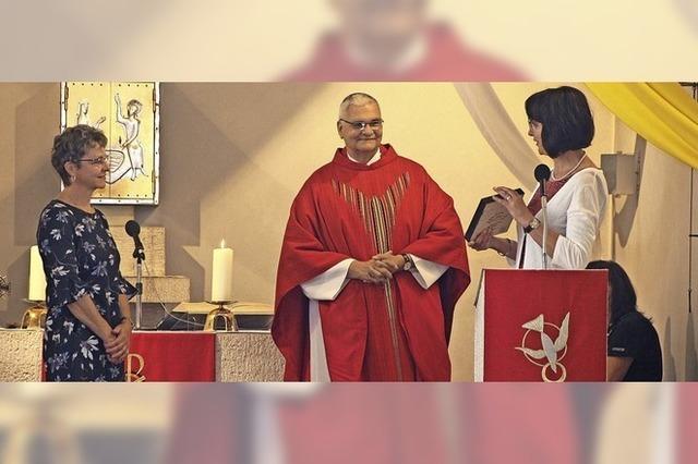 Ehrenamtliche sind Schatz der Kirche