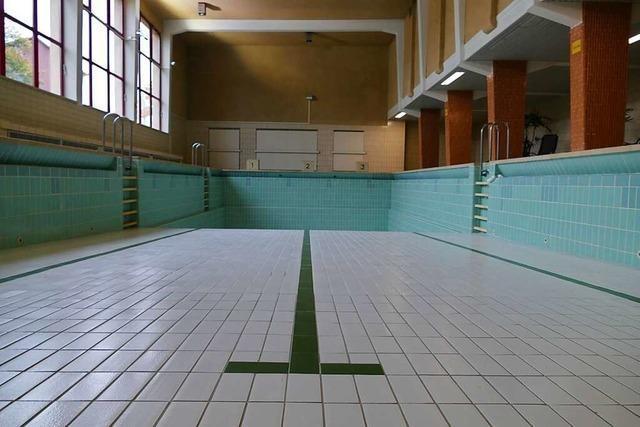 Rheinfelden verzichtet vorerst auf den Neubau des Hallenbads
