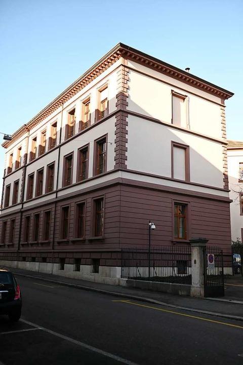 Das Basler Strafgericht  | Foto: Jonas Hirt