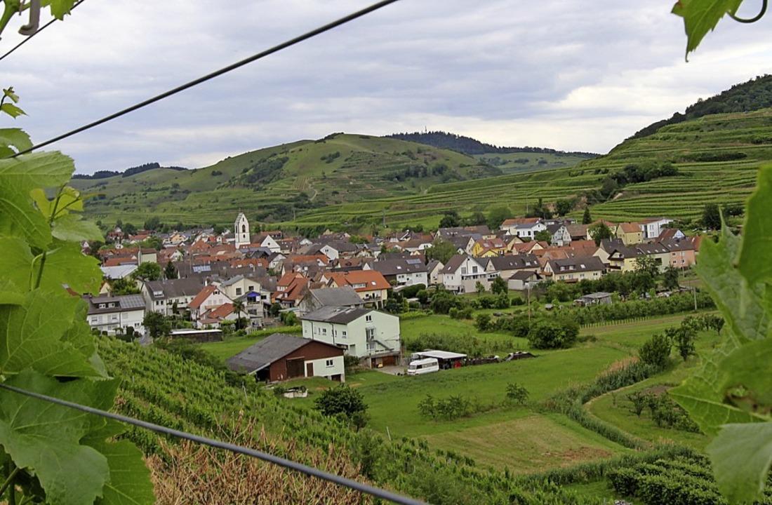 2022 wird Oberbergen 1050 Jahre alt. D...ge für die Jubiläumsfeier zu machen.    | Foto: Herbert Trogus