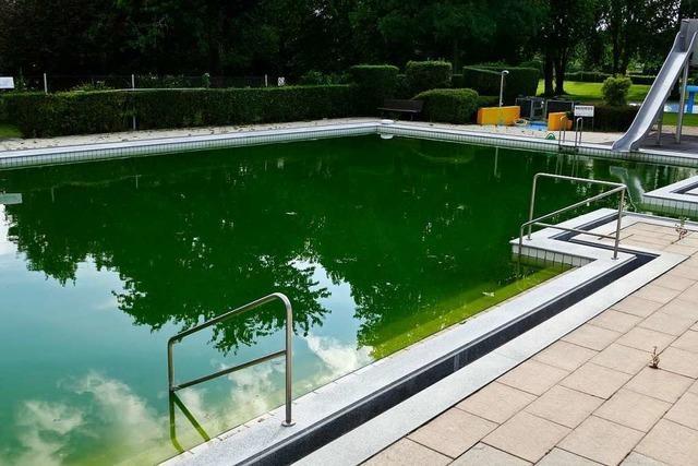Am 16. Juli findet ein runder Tisch für die drohende Schließung des Umkircher Bad statt