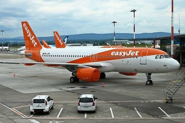 Erste Flüge am Euroairport sind bereits ausgebucht