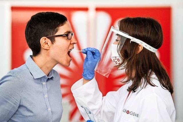 In Baden-Württemberg wird es keine kostenlosen Corona-Tests für alle geben