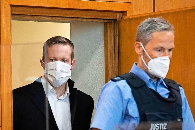 Prozess im Mordfall Lübcke: Stephan E. widerruft sein Geständnis