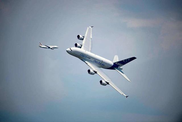 Airbus will mehr als 5000 Stellen in Deutschland streichen