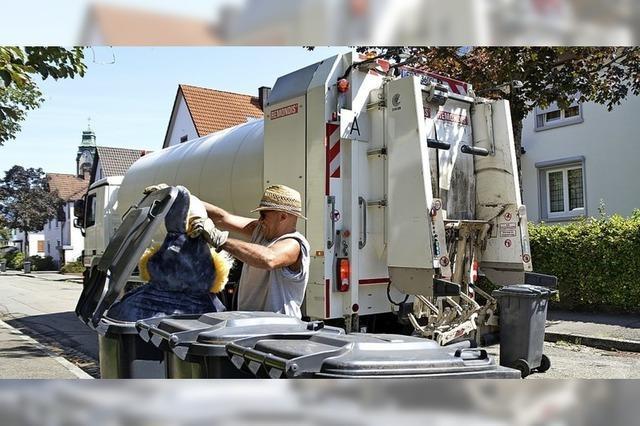 Weg für eine kreiseigene Müllentsorgung bleibt offen