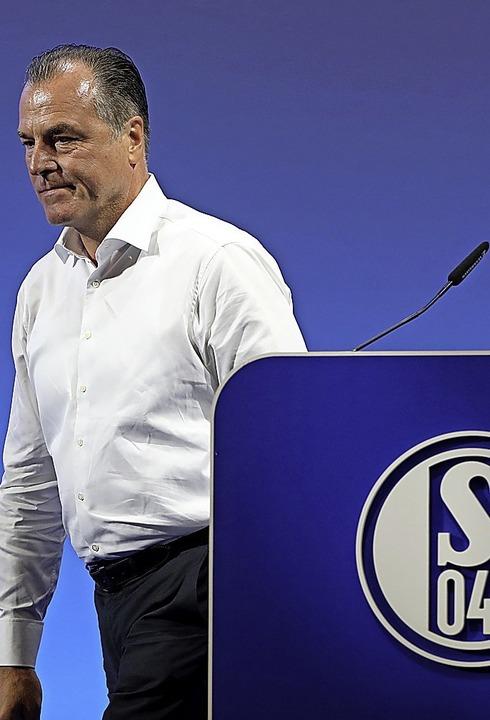 Abgetreten: Clemens Tönies  | Foto: Tim Rehbein (dpa)