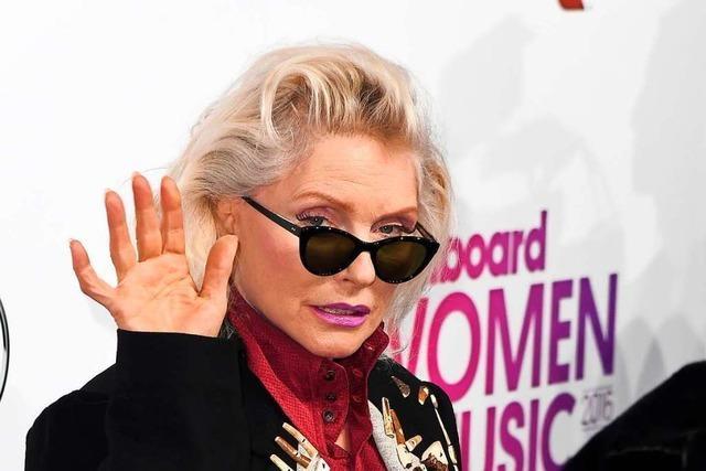 Die Frau, die als Sängerin von Blondie Pop-Perlen mit Punk-Attitüde verband
