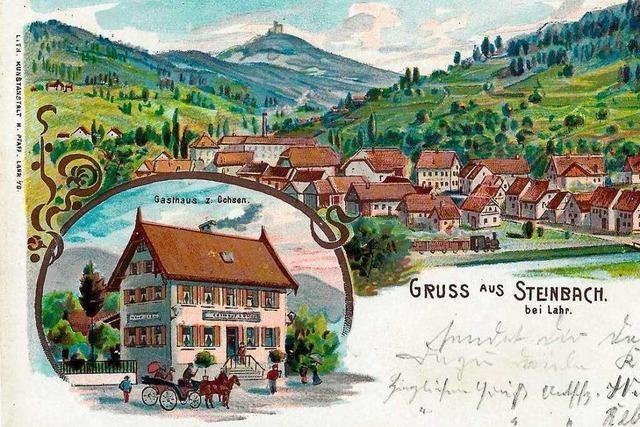 150 Jahre Ansichtskarte – Motive aus Lahr und der Region