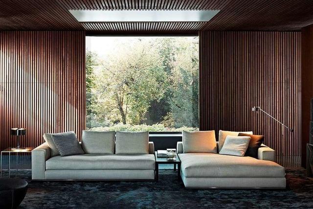 Mit schönen Möbeln wird die Wohnung zum Zuhause