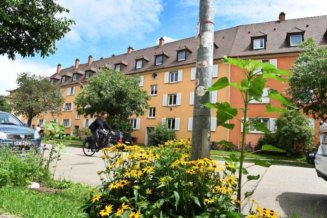 Für das Ensemble an der  Quäkerstraße ...nun ein Gesamtkonzept erstellt werden.  | Foto: Rita Eggstein