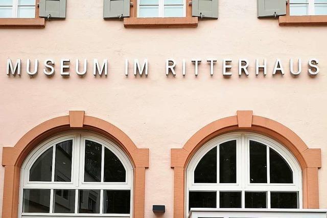 Das Museum im Ritterhaus erwacht aus dem Corona-Schlaf