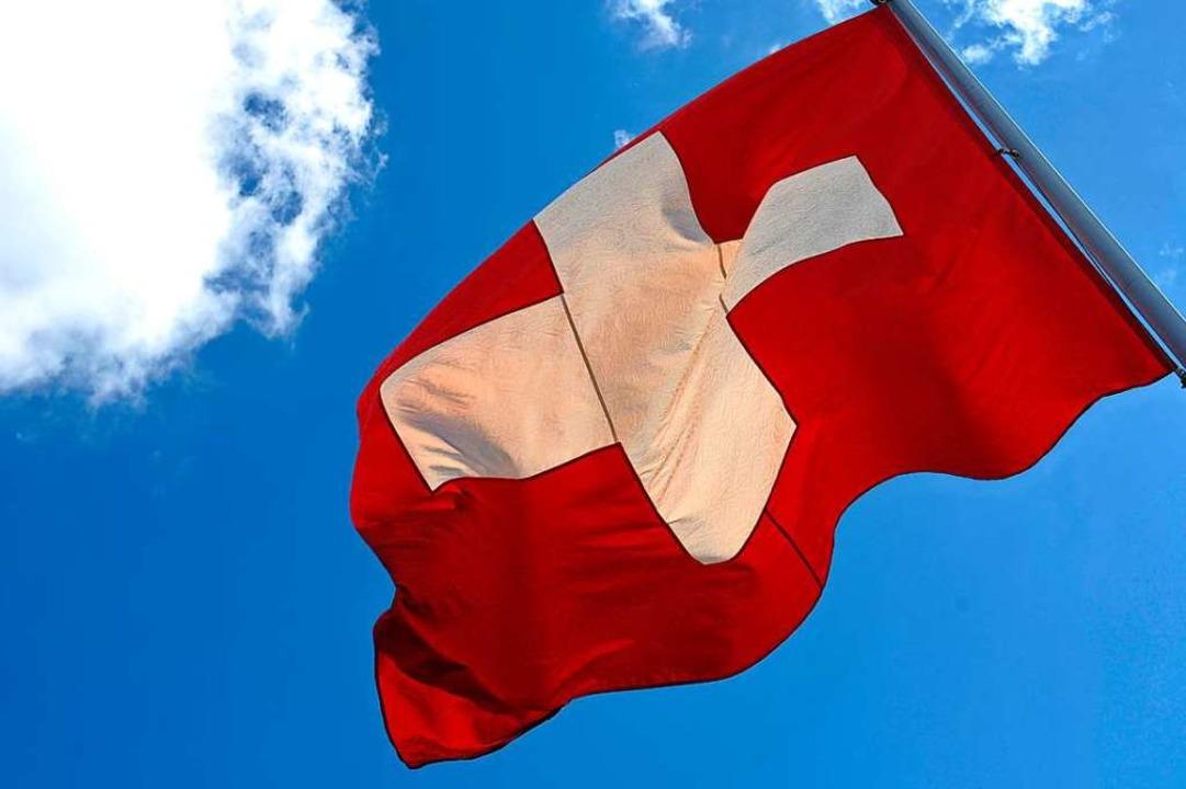 In der Schweiz gilt ab 6. Juli eine Ma...licht im öffentlichen Personenverkehr.  | Foto: Rainer Jensen