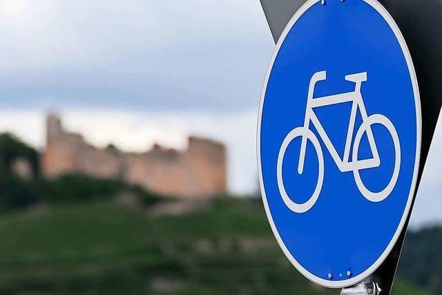 Staufen auf dem Weg zur Fahrradstadt