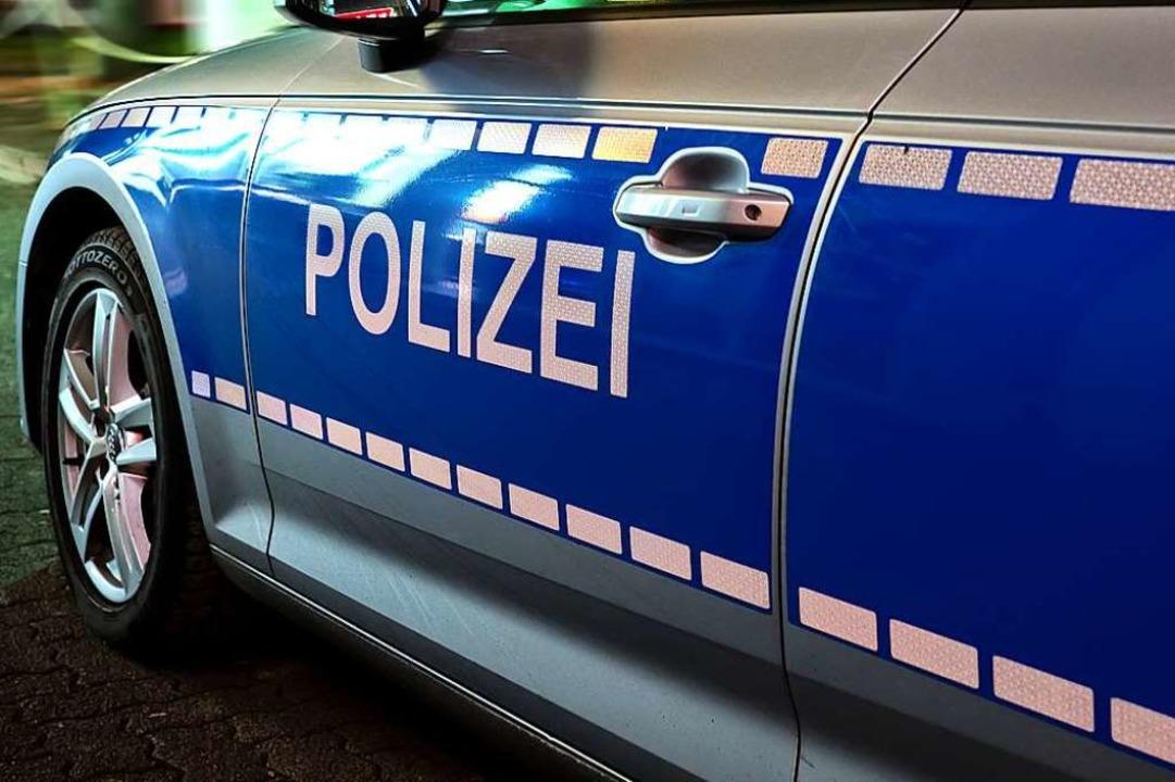 Weil ein Mann randalierte, wurde die P... (Symbolfoto) in Denzlingen alarmiert.  | Foto: EKH-Pictures (stock.adobe.com)