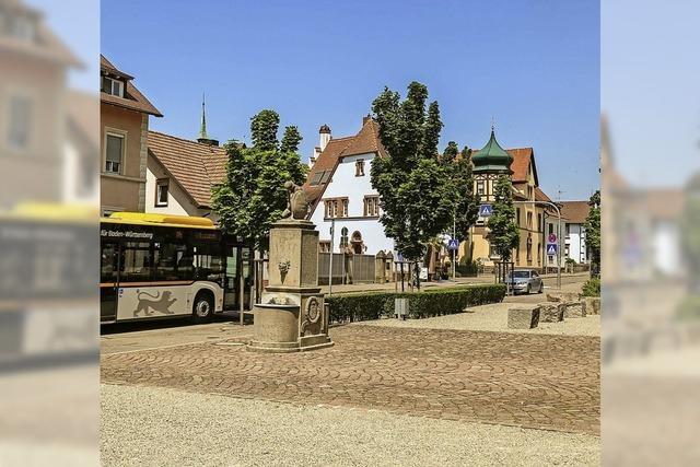 Gymnasium bleibt Bus-Drehkreuz