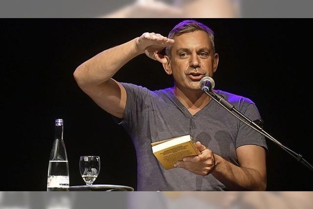 Mediathek Lahr gibt Literaturfestival ab