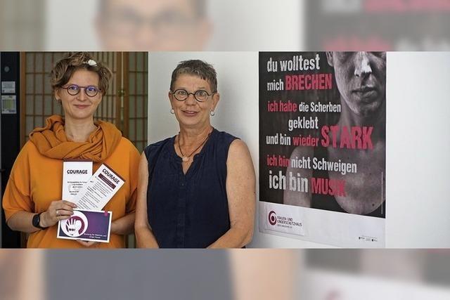 Hilfe für Opfer sexualisierter Gewalt