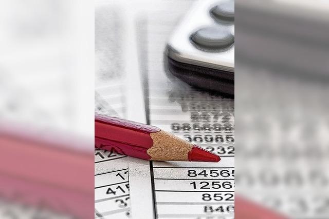 Teningen überdenkt Haushaltsplan