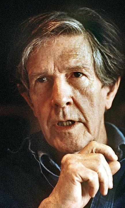 Komponist John Cage  | Foto: Jörg Schmitt