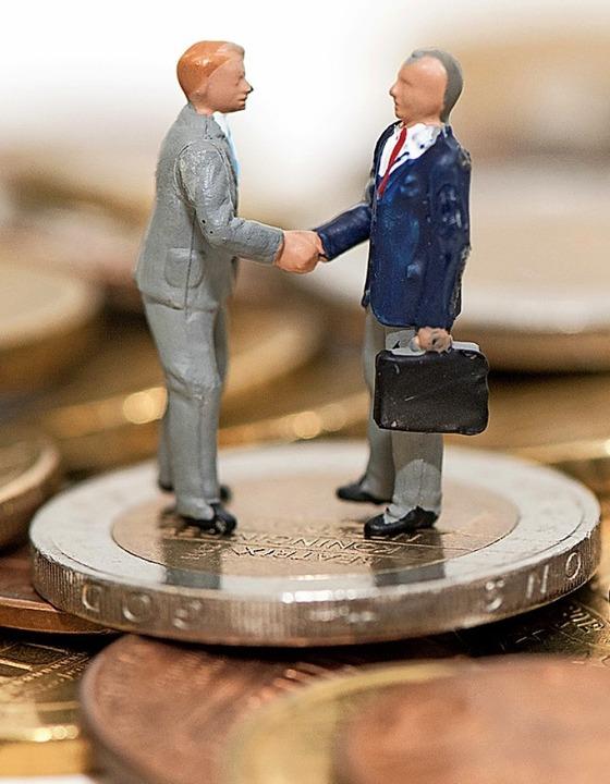 Glücklich, wer den Schuldenberg erfolgreich abgetragen hat  | Foto: Andrea Warnecke