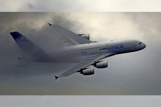 Lufthansa stützt Airbus