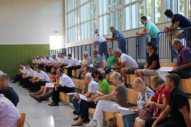 Neues Feuerwehrhaus in Ringsheim soll 2022 fertig sein