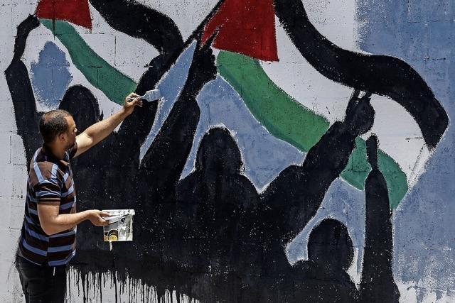 Gespräche über Annexionen Israels dauern an