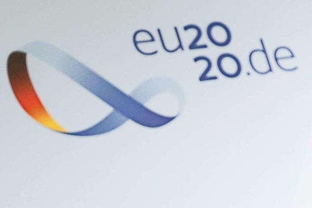 Bei der deutschen EU-Ratspräsidentschaft geht es um Werte – und ums Geld