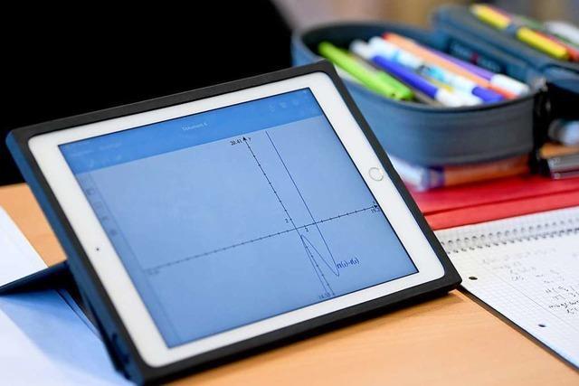 Das Geroldsecker Bildungszentrum Seelbach ist auf dem Weg in die digitale Zukunft