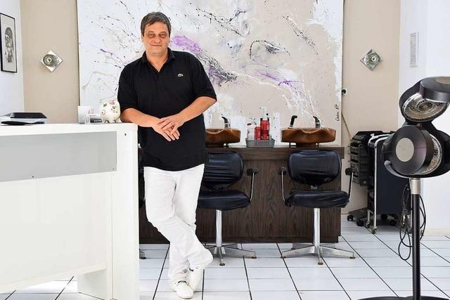 50 Jahre Friseur in Lörrach: Dauerwellpapier bügeln war gestern