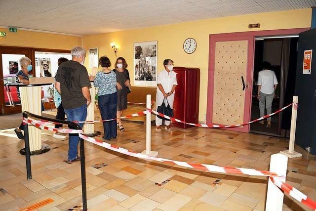 Das Kino in Kandern zeigt ab dem 2. Juli wieder Filme
