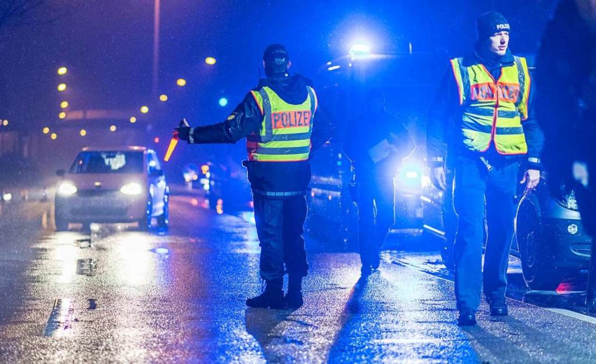 Verstärkte Polizeipräsenz und eine Aus...tiger Bestandteil der neuen Strategie.    Foto: Patrick Seeger