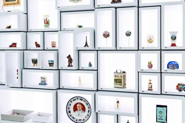 Ausstellung Memory befasst sich nicht nur mit der Frage, woran wir uns erinnern