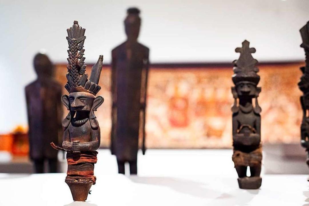 Ahnen wirken in vielen Kulturen   bis in die Gegenwart hinein.    Foto: Omar Lemke