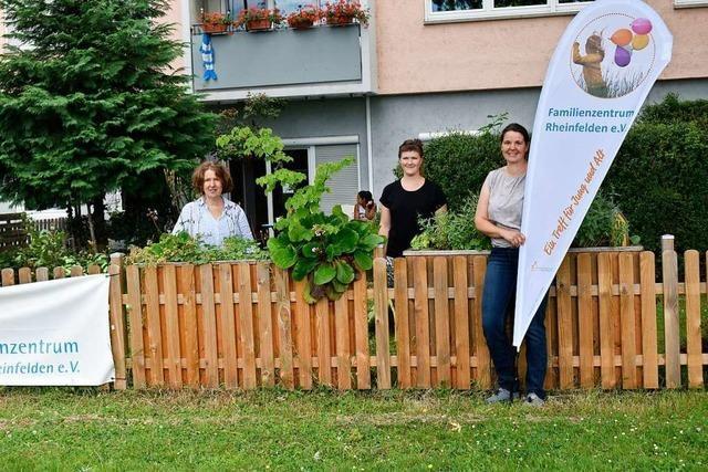 Das Familienzentrum Rheinfelden ist mit neuen Angeboten zurück