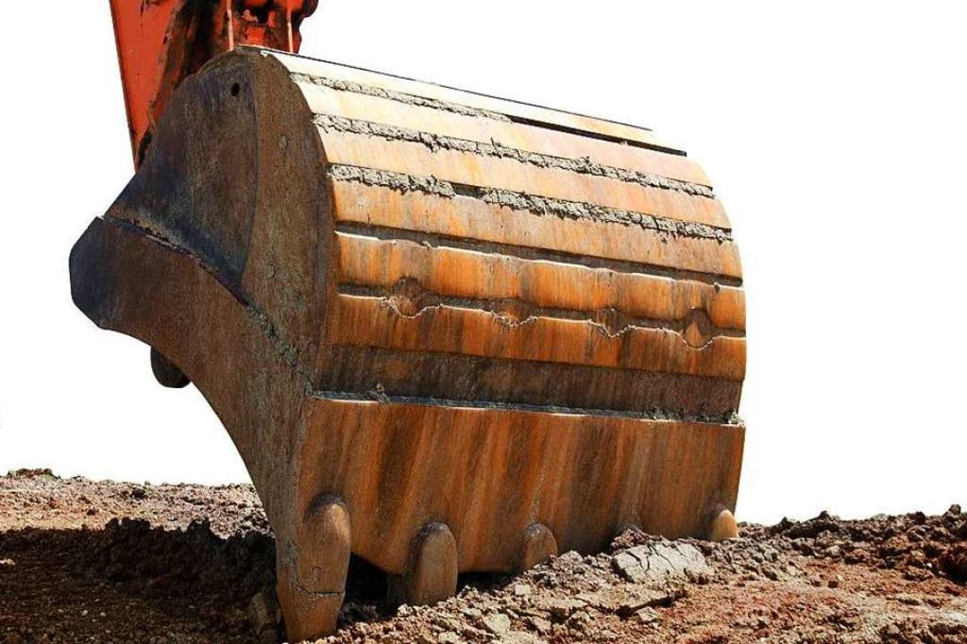 Die Bauarbeiten finden im Eimeldinger Gewerbegebiet Rebacker statt (Symbolbild).  | Foto: Petair - stock.adobe.com