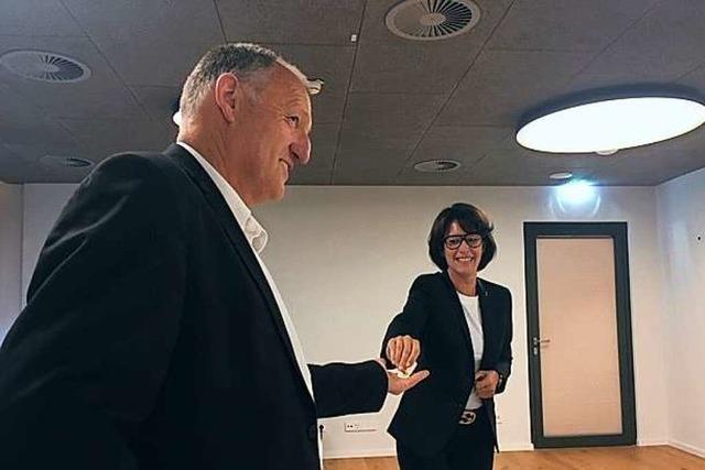 Gerhard Laux übernimmt den Vorsitz des Lions Clubs Weil am Rhein