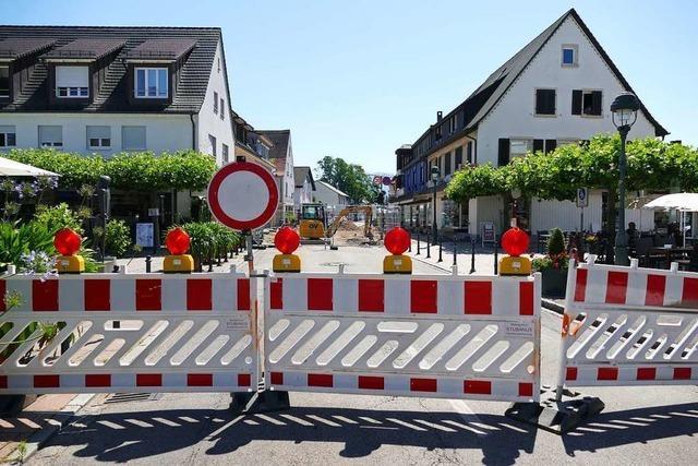 Wo und was in Neuenburg am Rhein gebaut wird