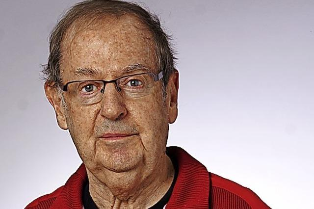 Artur Cremans verlässt nach 40 Jahren den Schopfheimer Gemeinderat